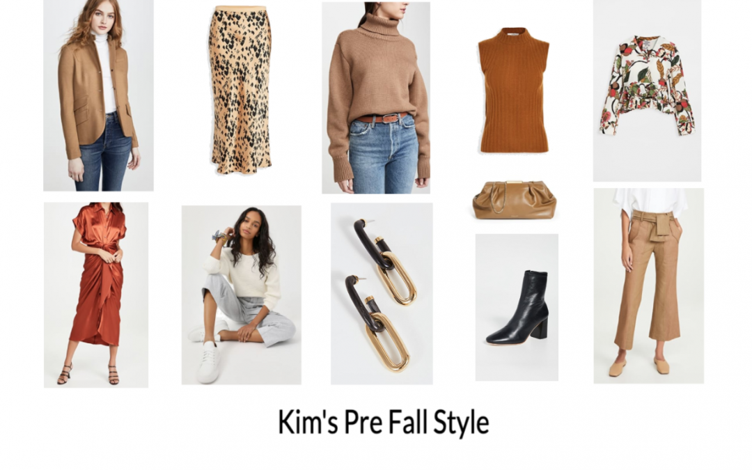 Introducing Digital Design Boards! w/ Fall Fashion Preview