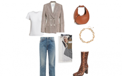 Capsule Wardrobe and Outfit Creation