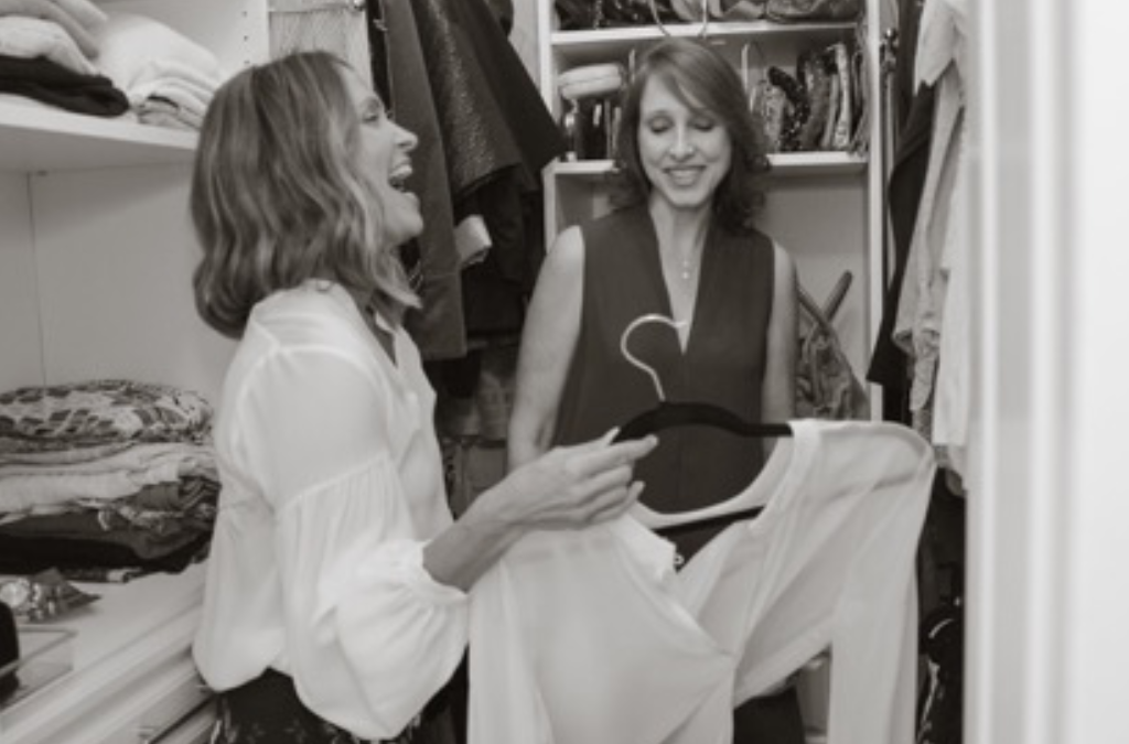 2021 Closet Cleanse, and the mindset needed to start